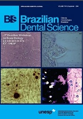 1ST BRAZILIAN WORKSHOP OF BONE BIOLOGY